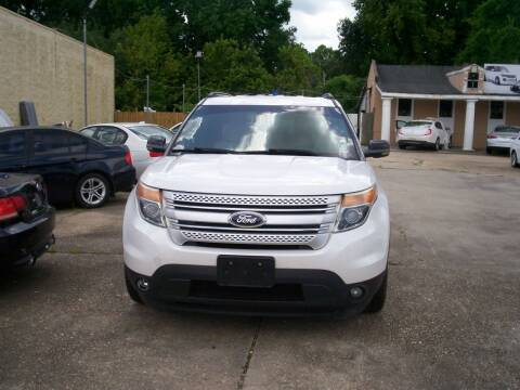 2013 Ford Explorer for sale at Louisiana Imports in Baton Rouge LA