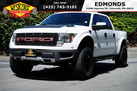 2011 Ford F-150 for sale at West Coast Auto Works in Edmonds WA