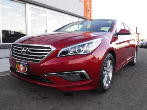 2015 Hyundai Sonata for sale at Torgerson Auto Center in Bismarck ND