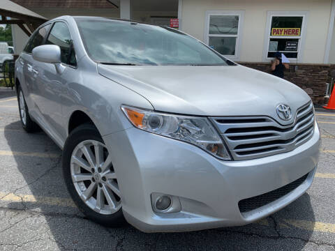 2010 Toyota Venza for sale at Hola Auto Sales in Atlanta GA