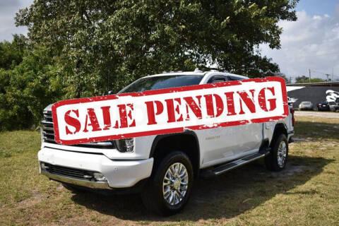 2020 Chevrolet Silverado 2500HD for sale at ELITE MOTOR CARS OF MIAMI in Miami FL
