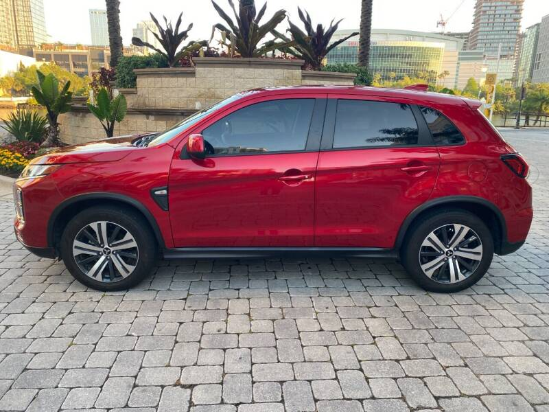 2020 Mitsubishi Outlander Sport for sale at CYBER CAR STORE in Tampa FL