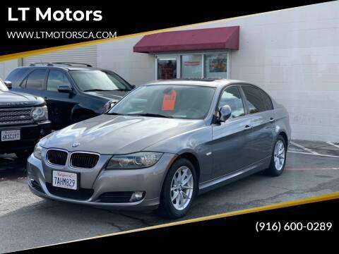 2010 BMW 3 Series for sale at LT Motors in Rancho Cordova CA