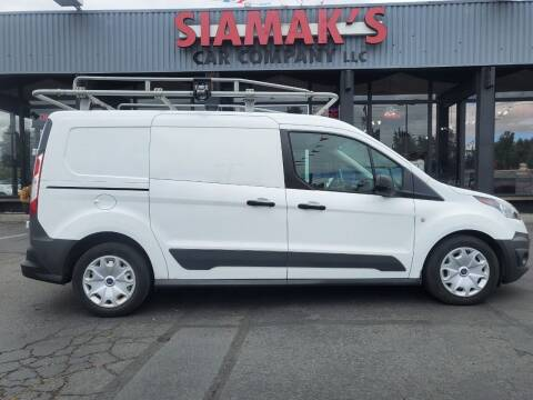 2017 Ford Transit Connect Cargo for sale at Siamak's Car Company llc in Salem OR