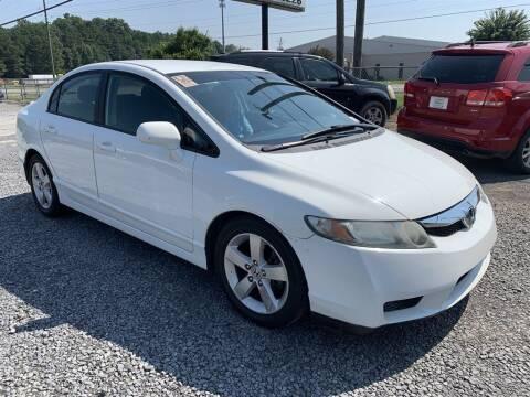2011 Honda Civic for sale at J & D Auto Sales in Dalton GA