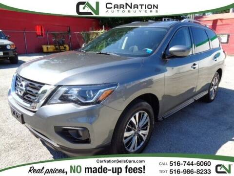 2018 Nissan Pathfinder for sale at CarNation AUTOBUYERS Inc. in Rockville Centre NY
