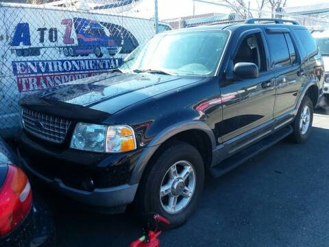 2003 Ford Explorer for sale at International Auto Sales Inc in Staten Island NY