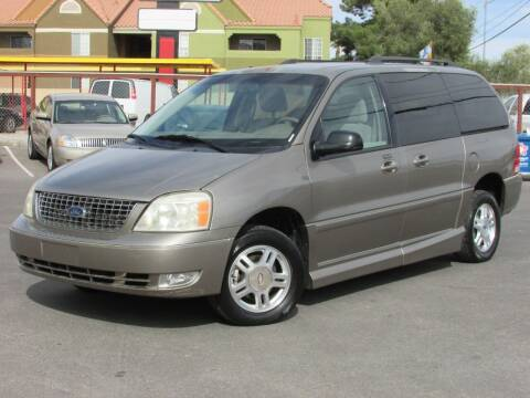 2006 Ford Freestar for sale at Best Auto Buy in Las Vegas NV