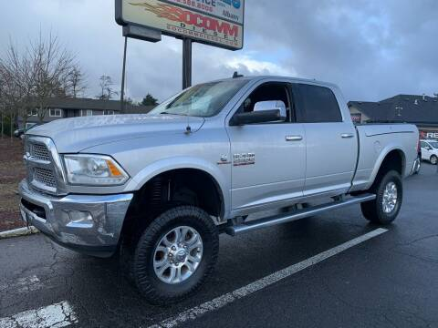 2018 RAM Ram Pickup 2500 for sale at South Commercial Auto Sales in Salem OR