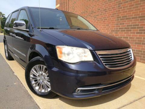 2011 Chrysler Town and Country for sale at city motors nc 1 in Harrisburg NC