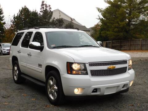 2013 Chevrolet Tahoe for sale at Prize Auto in Alexandria VA