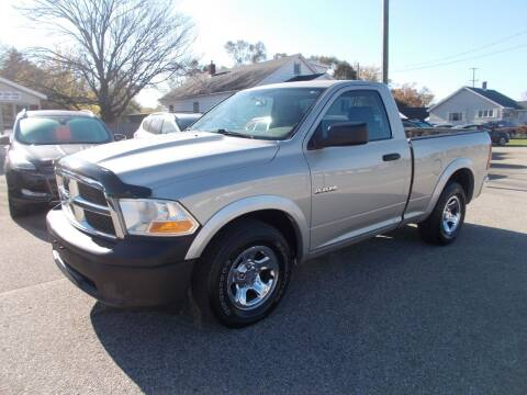 2009 Dodge Ram Pickup 1500 for sale at Jenison Auto Sales in Jenison MI