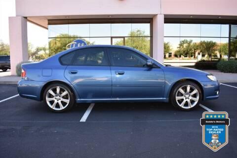 2009 Subaru Legacy for sale at GOLDIES MOTORS in Phoenix AZ