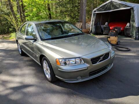 2006 Volvo S60 for sale at MY USED VOLVO in Lakeville MA