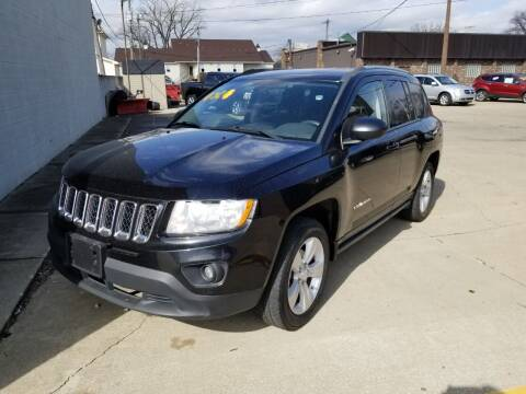 2012 Jeep Compass for sale at Madison Motor Sales in Madison Heights MI