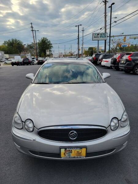 2007 Buick LaCrosse for sale at MR Auto Sales Inc. in Eastlake OH