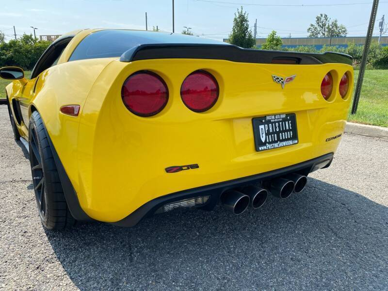 2007 Chevrolet Corvette for sale at Pristine Auto Group in Bloomfield NJ