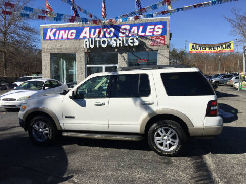 2008 Ford Explorer for sale at King Auto Sales INC in Medford NY