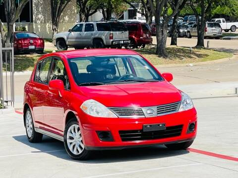 2009 Nissan Versa for sale at Texas Drive Auto in Dallas TX
