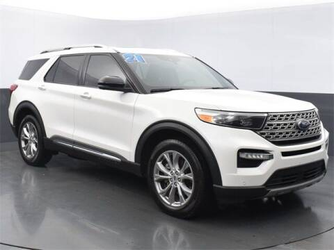 2021 Ford Explorer for sale at Tim Short Auto Mall in Corbin KY