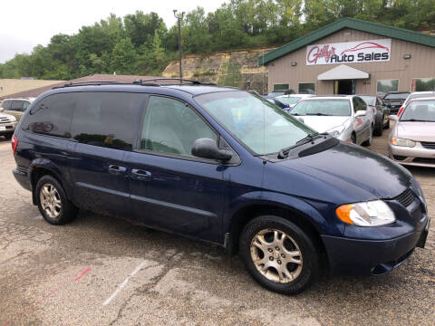 2003 Dodge Grand Caravan for sale at Gilly's Auto Sales in Rochester MN