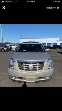 2008 Cadillac Escalade ESV for sale at Worldwide Auto Sales in Fall River MA