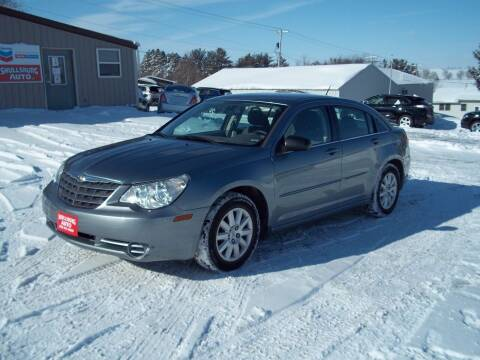 2008 Chrysler Sebring for sale at SHULLSBURG AUTO in Shullsburg WI