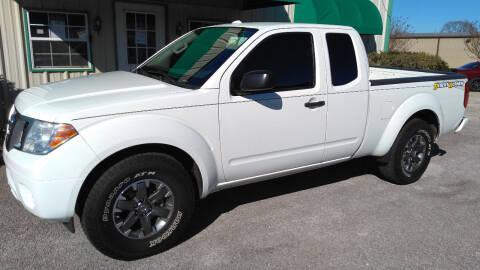 2017 Nissan Frontier for sale at Haigler Motors Inc in Tyler TX