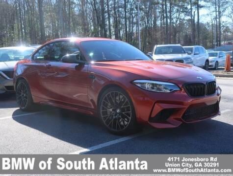 2020 BMW M2 for sale at Carol Benner @ BMW of South Atlanta in Union City GA