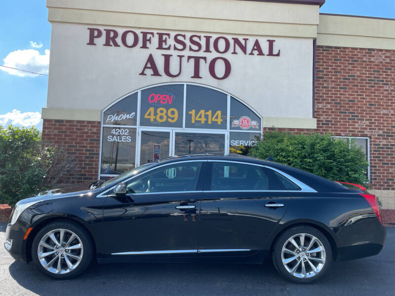 2014 Cadillac XTS for sale at Professional Auto Sales & Service in Fort Wayne IN