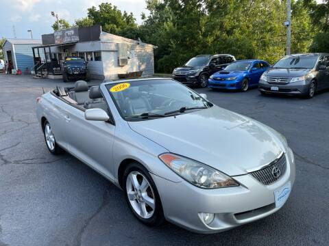 2006 Toyota Camry Solara for sale at LexTown Motors in Lexington KY