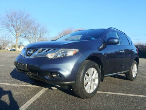 2014 Nissan Murano for sale at Viking Auto Group in Bethpage NY