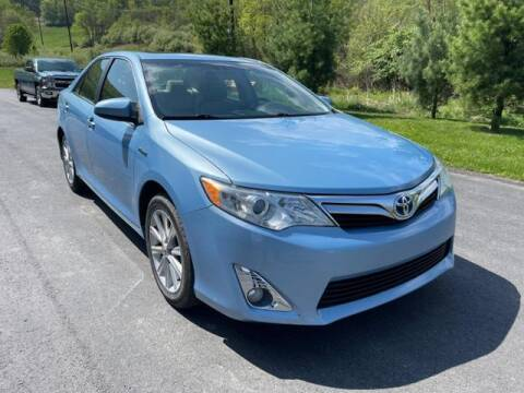 2012 Toyota Camry Hybrid for sale at Hawkins Chevrolet in Danville PA