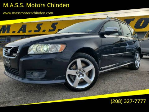 2009 Volvo V50 for sale at M.A.S.S. Motors Chinden in Garden City ID