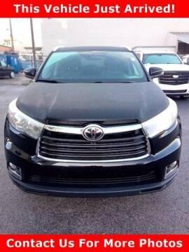 2016 Toyota Highlander for sale at BEAMAN TOYOTA in Nashville TN