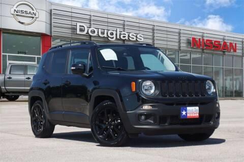 2017 Jeep Renegade for sale at Douglass Automotive Group - Douglas Nissan in Waco TX