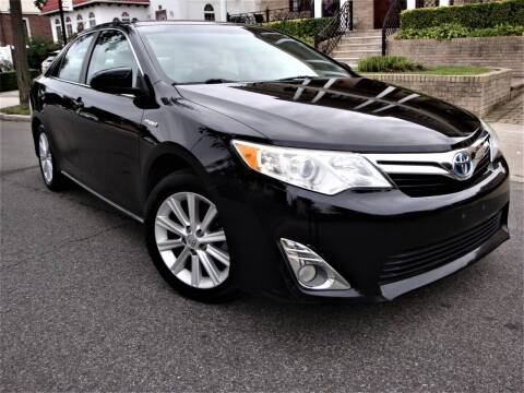 2014 Toyota Camry Hybrid for sale at Cars Trader in Brooklyn NY