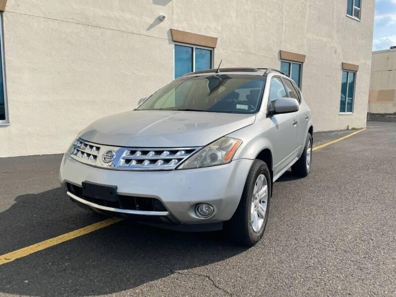 2007 Nissan Murano for sale at CAR SPOT INC in Philadelphia PA