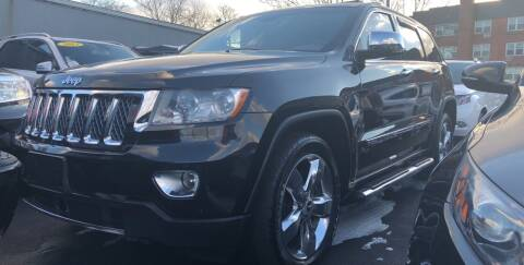 2011 Jeep Grand Cherokee for sale at OFIER AUTO SALES in Freeport NY