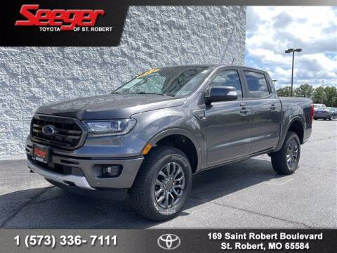 2019 Ford Ranger for sale at SEEGER TOYOTA OF ST ROBERT in Saint Robert MO