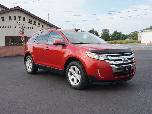 2012 Ford Edge for sale at SWISS AUTO MART in Sugarcreek OH