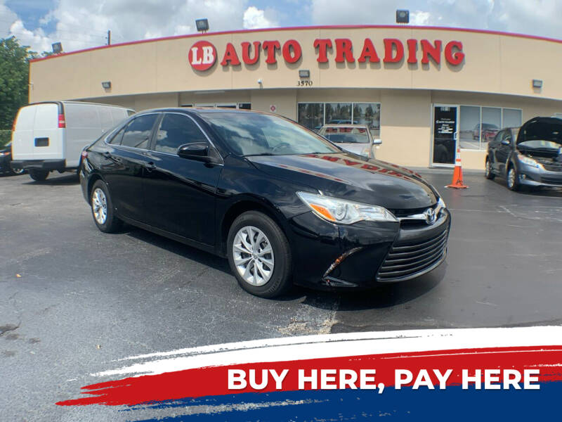 2016 Toyota Camry for sale at LB Auto Trading in Orlando FL