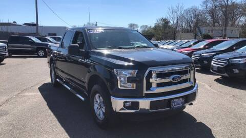 2015 Ford F-150 for sale at Mass Auto Exchange in Framingham MA