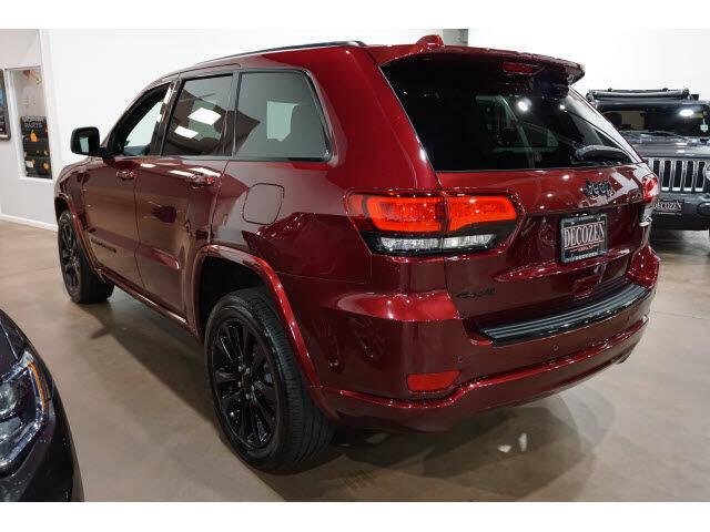 2018 Jeep Grand Cherokee 4x4 Altitude 4dr SUV - Montclair NJ