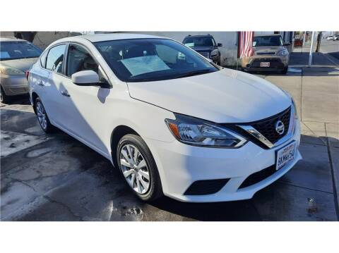 2019 Nissan Sentra for sale at Dealers Choice Inc in Farmersville CA