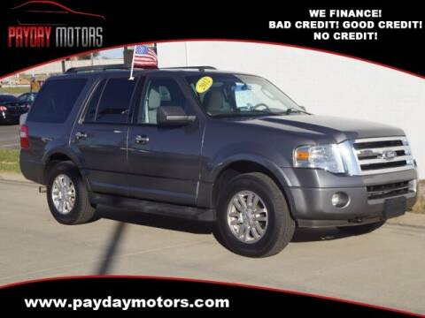 2012 Ford Expedition for sale at Payday Motors in Wichita And Topeka KS