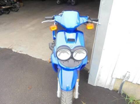 2002 Yamaha zuma