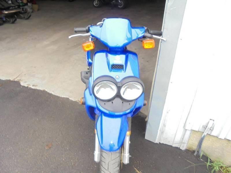 2002 Yamaha zuma  - Ramsey MN