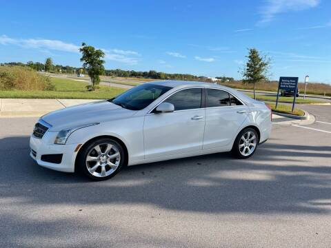 2013 Cadillac ATS for sale at Unique Sport and Imports in Sarasota FL