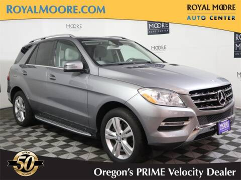 2013 Mercedes-Benz M-Class for sale at Royal Moore Custom Finance in Hillsboro OR